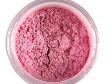 Pink Sherbet Luster Dust - dust for adding high luster sheen to gum paste, fondant, cakes, cupcakes, cookies, and cakepops