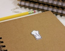 Chef A5 Recipe Notebook  //  Chef A5 Cookery Notebook  //  Cook A5 Baking Notebook  //  Lined Notebook  //  Recipe Journal