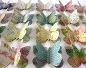 BigSur - paper butterflies - ready to mail
