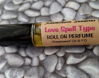 Love Spell type Roll On