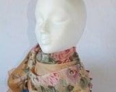 Vintage cotton Ralph Lauren scarf