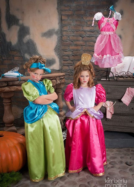 Cinderella's Wicked Step Sister Anastasia size 2 to 6