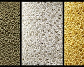 CLEARANCE Silver Chain 32 Feet Chain Antique Bronze Shiny Gold Color CHOICE Twisted Mother Son Unsoldered 6mm x 3.5mm 22g (1018cha06z1)os