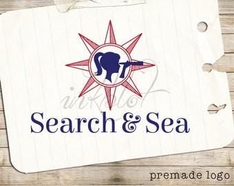 Logo Design - Premade logo, Customizable logo