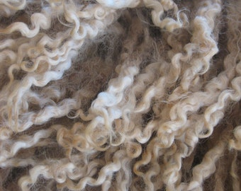 RAW Leicester BFL/Border Leicester  White per lb