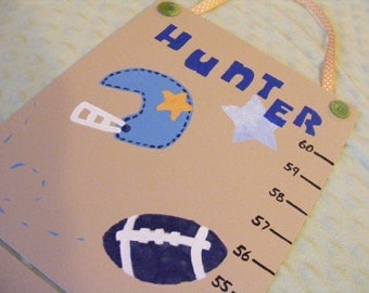 Children's Growth Chart, Sports