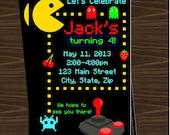 Pacman Invitations (12pk)