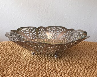 Lovelace Silverplated Bowl