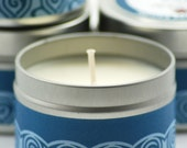 The Oncoming Storm Soy Candle, 4oz Tin