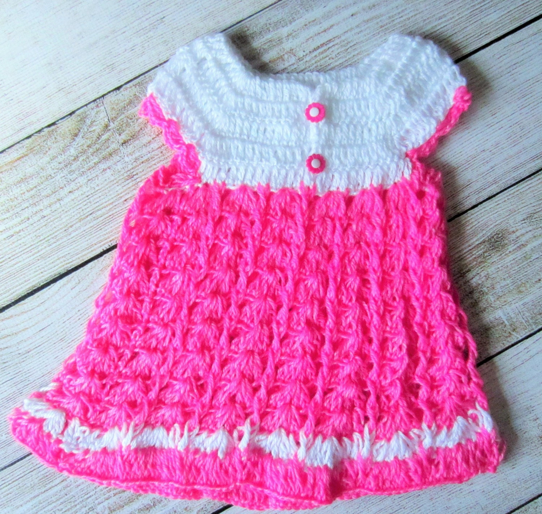 hot pink baby dress - photo #28