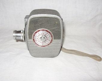 Keystone K25 Capri Vintage 8mm Movie Camera