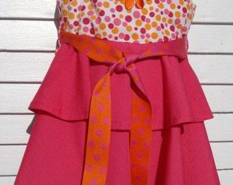 Party Dots Dress Size 5