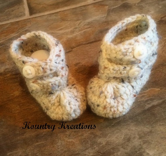 crochet baby bootsunisex baby bootiesbaby bootscrochet baby