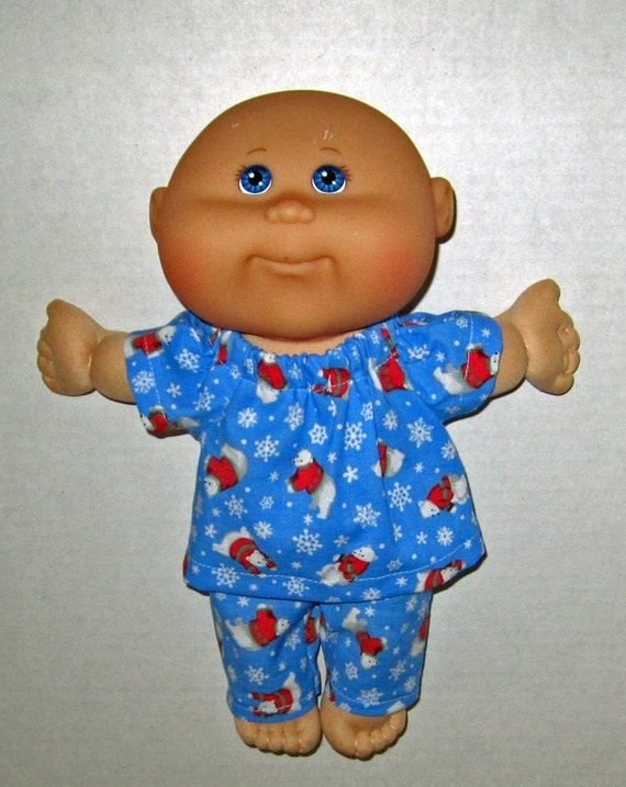 Clothes for cabbage patch newborn boy