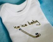 Ice Ice Baby - Baby Bodysuit (sizes newborn to 24 months)