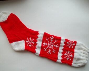 Christmas Stocking Knit Last One