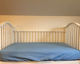 Custom Mini Crib Fitted Sheet