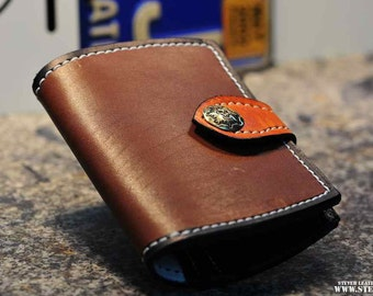 The Tanned Squire Wallet - unisex