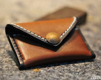 The Tanned Card Wallet - unisex
