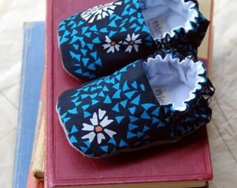 Caleb Reversible Baby Shoes