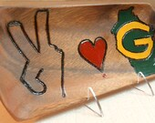 GREEN BAY PACKERS and Wisconsin Custom Order for ktland0410