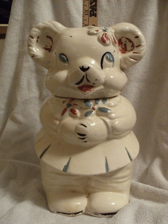 Turnabout Cookie Jar for sale Only 4 left at -65