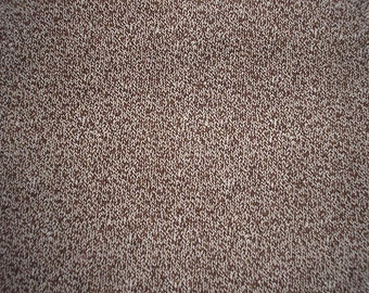SALE      3 Yard  Cut of Brown Texture Sock Monkey fabric by MODA