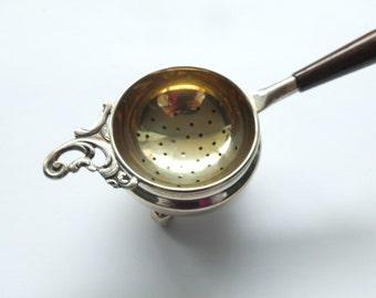 Sterling Silver Sterling Silver Tea strainer.