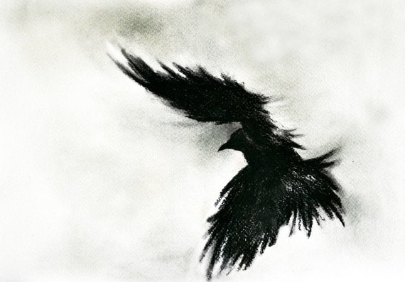 Original Charcoal Crow...