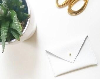Simple Envelope Carryall / Wallet / Card Carrier