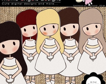 My First Communion cliparts - Commercial use OK