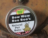All natural herbal healing salve for dogs