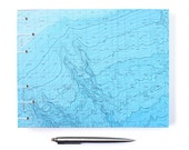 Nautical Map Guestbook - ...