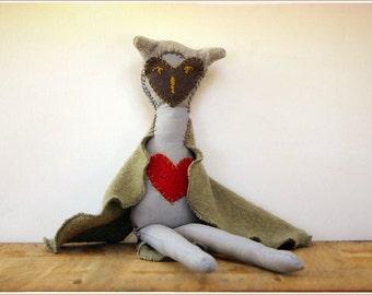 Owl Artisan Rag Doll SALE