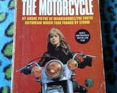 The Girl on The Motorcycle film tie in novel * Pub date Aug 1968 * Marianne Faithfull * Bondage * Leather * fetish * 60s Erotica