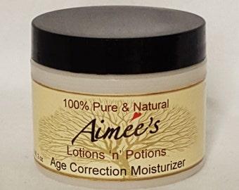 Age Correction Face Facial Moisturizer Cream