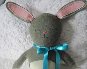 Green Beans Handmade Bunny