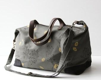 Weekender Bag - Oak
