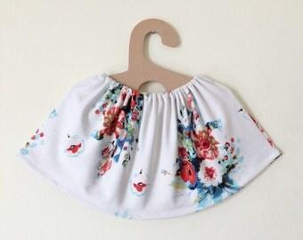 Bouquet girls skirt