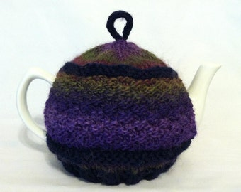 Mochi Seed Tea Cosy - A warm and washable sweater for your teapot