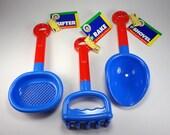 Children's Garden Rake, Shovel and Sifter Set for Beach or Garden, Toys R Us, Geoffrey Inc