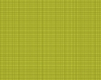 You Choose Changing Pad Cover or Crib Sheet- Ships in 3 Days- Crosshatch Green