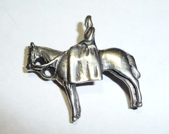 Vintage Mexico Sterling Silver Spanish Lady on Horse on Etsy