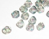 Swarovski Crystal beads 6mm Bicones --  Paradise Shine -- 24 beads per package