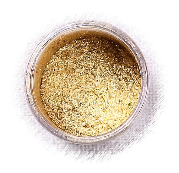 Imperial Gold Luster Dust Gold Highlighter Powder Gold