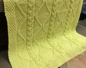 Baby blanket (organic cotton)