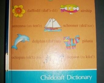 1992 Childcraft Dictionary