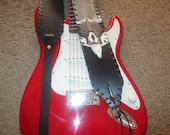 Cobra Guitar Strap Monocled King Cobra Guitar Strap Bass Guitar Style