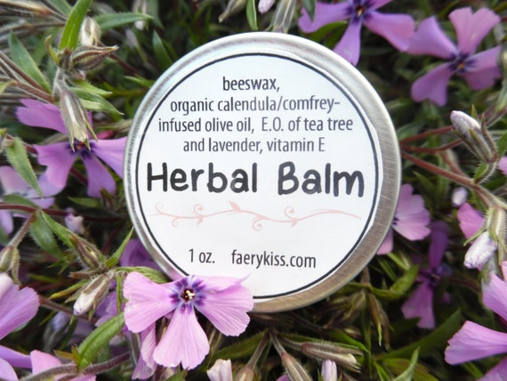 Herbal Calendula Balm 1 OZ