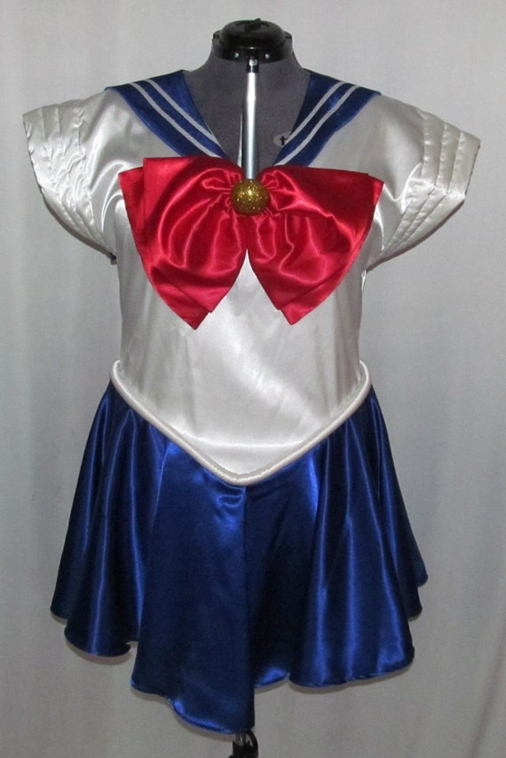 Plus Size Sailor Moon Cosplay Plus Size Sailor Moon Costume